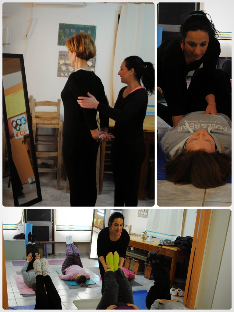 Σεμινάρια Clinical Pilates, σε συνεργασία με το Σωμα Ελληνικού Οδηγισμού, τοπικό τμήμα Μεγάρων
